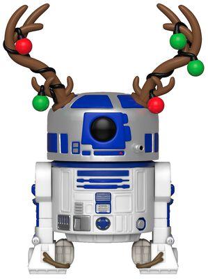 Holiday R2-D2 Vinyl Figure 275