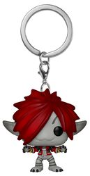 3 - Sora (Monsters, INC.) Pocket Pop Keychain