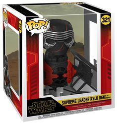 Episode 9 - The Rise of Skywalker - Supreme Leader Kylo Ren in the Whisper (POP Deluxe) Vinyl Figure 321