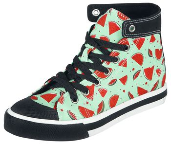 Lovely Watermelon Sneaker