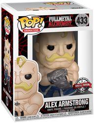 Alex Armstrong Vinyl Figure 433