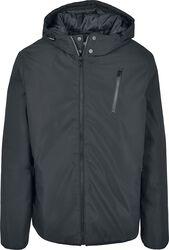 Hooded Sporty Zip Jacket