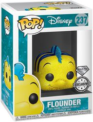 Flounder (Diamond Collection) Vinyl Figure 237