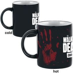 Hand - Heat Change Mug