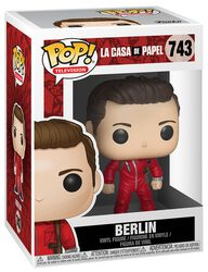 Berlin (Chase Possible) Vinyl Figure 743
