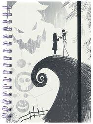 Spiral Hill - Notebook