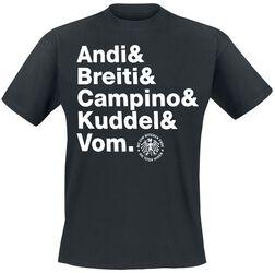 Andi, Breiti, Campino, Kuddel & Vom