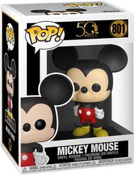Mickey Mouse Vinyl Figure 801
