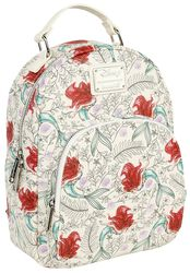 Loungefly - Mermaid Mini Backpack