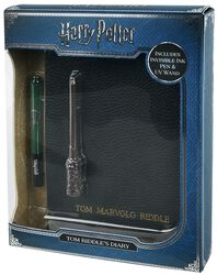 Tom Riddle's Diary - Magic Ink Notebook with UV Pen
