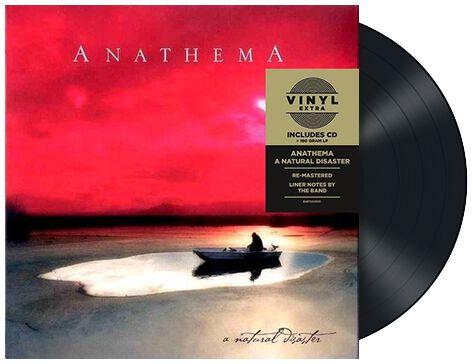 Anathema A Natural Disaster Full Album