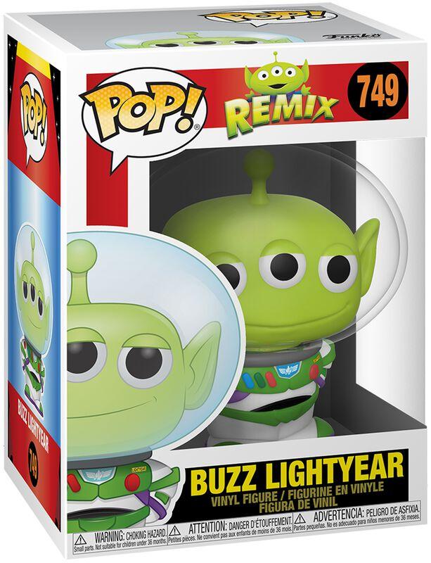 Buzz Lightyear Vinyl Figure 749