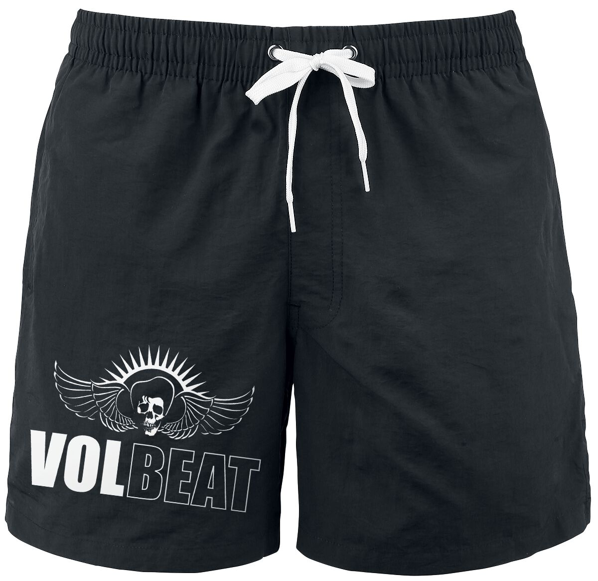 Replay Zwembroek.Logo Volbeat Swim Shorts Emp