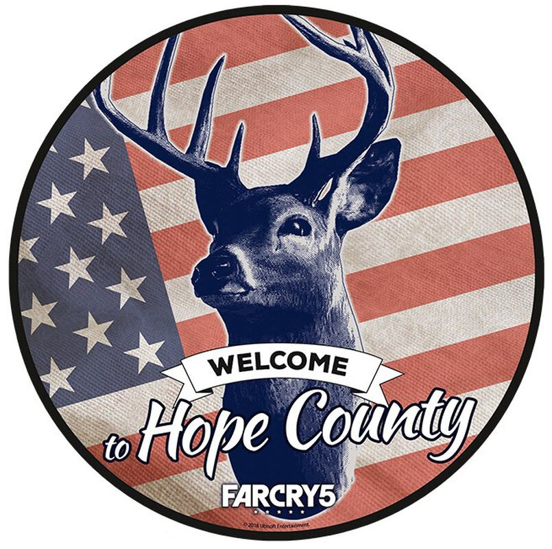 Far Cry 5 - Welcome to Hope County