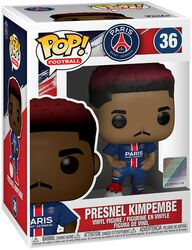 Football Paris Saint-Germain - Presnel Kimpembe Vinyl Figure 36