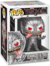Venomized Ultron Vinyl Figure 596