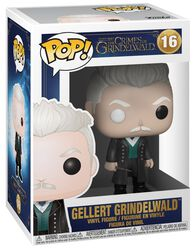 The Crimes of Grindelwald - Gellert Grindelwald Vinyl Figure 16