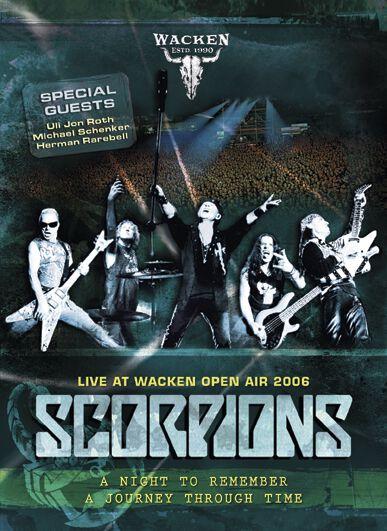 Live at Wacken 2006 | Scorpions DVD | EMP