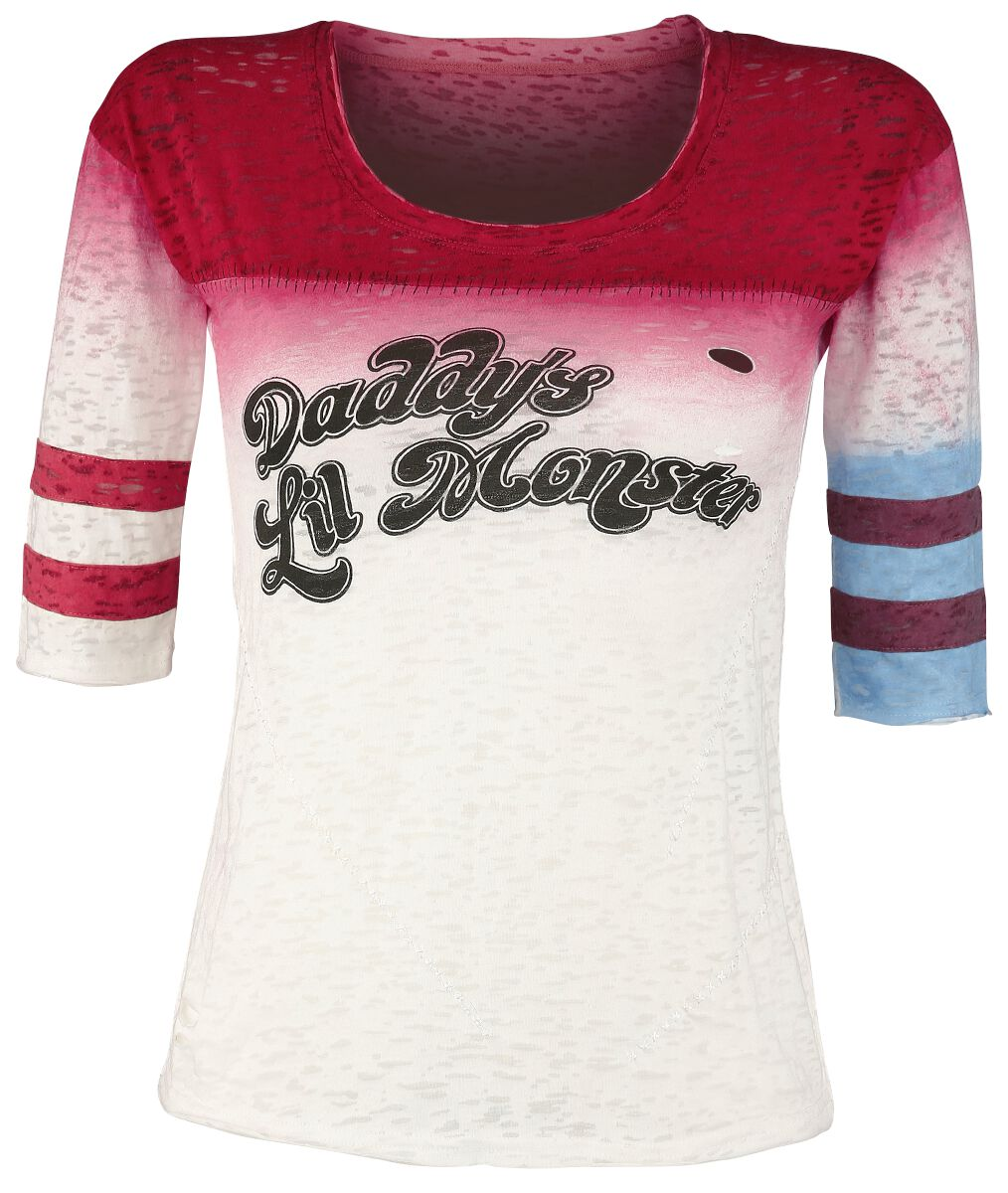 c05dd0a96398 Harley Quinn - Daddy's Little Monster. Long-sleeve Shirt. 5 Reviews. Suicide  Squad