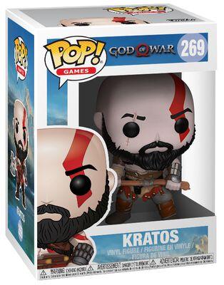 Kratos Vinyl Figure 269