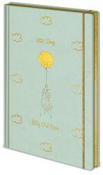 Winnie The Pooh Diary 2021