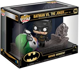 80th - Batman (1989) Batman vs. The  Joker (Movie Moments) Vinyl Figure 280
