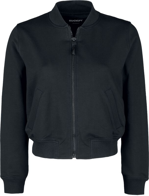 Short Sweat Jacket