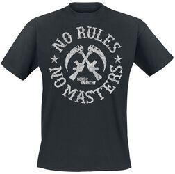 No Rules No Masters