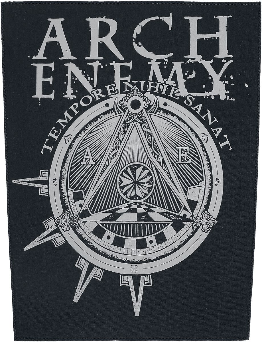 Illuminati Arch Enemy Back Patch Emp