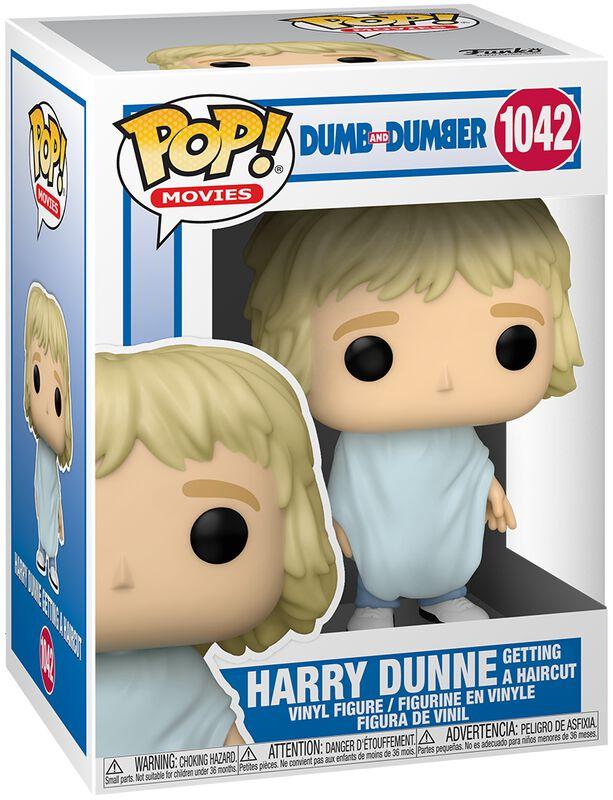Harry Dunne Getting A Haircut Vinyl Figure 1042