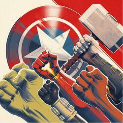 Marvel's Avengers (OST Video Game)