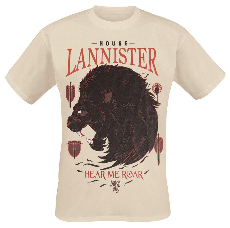 House Lannister - Hear Me Roar