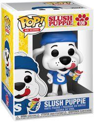 POP Ad Icons: Icee - Slush Puppie Vinyl Figure 106