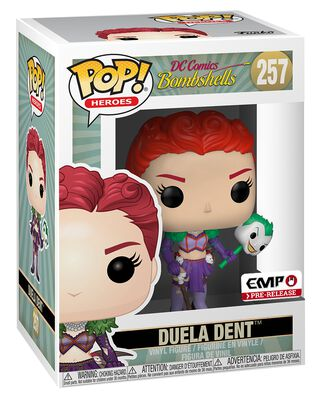 Duela Dent (Jokers Daughter) Vinyl Figure 257