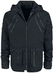 Black Chrome Jacket