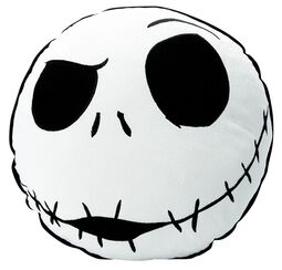 Jack Skellington Pillow