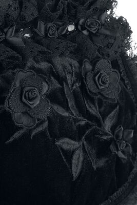 Leaves And Roses