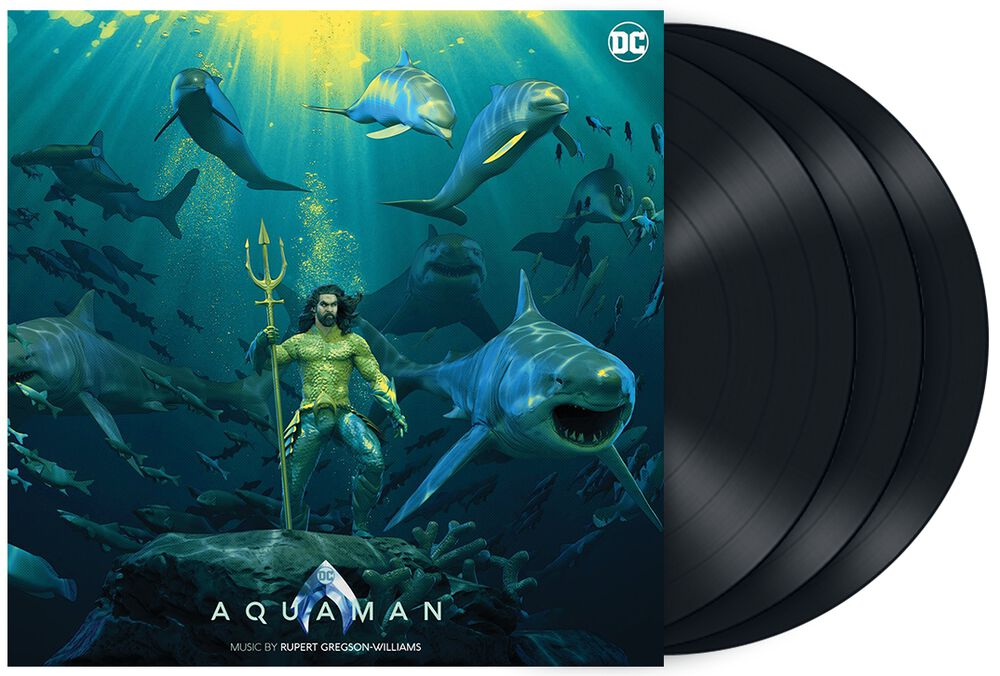 Aquaman - Original Motion Picture Soundtrack