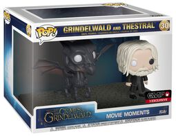 Grindelwalds Verbrechen - Grindelwald und Thestral (Movie Moments) Vinyl Figure 30