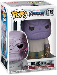 Endgame - Thanos in the Garden Vinyl Figure 579