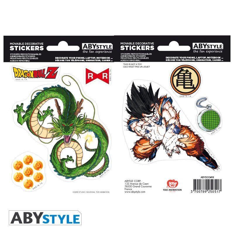 Goku & Shenron