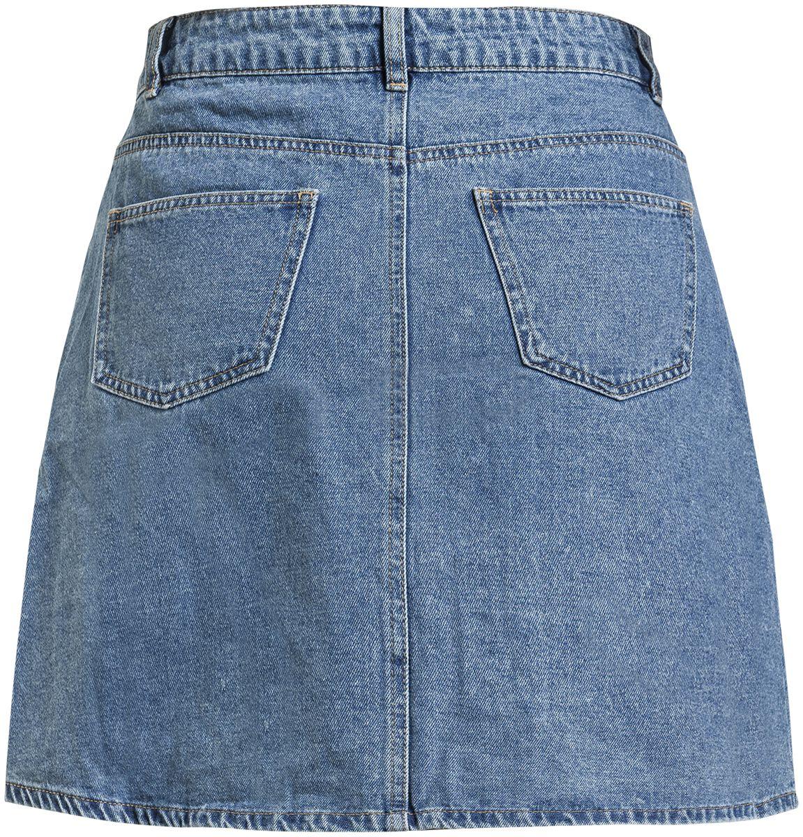 bb2206abbe99eb Sunny Short Skater Skirt | Noisy May Short skirt | EMP