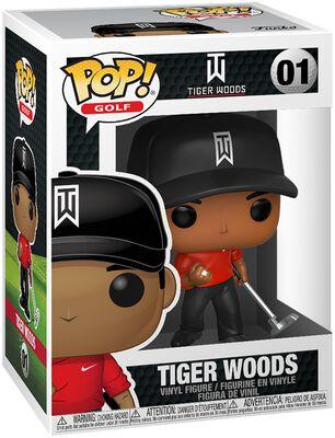 Tiger Woods Vinyl Figure 01