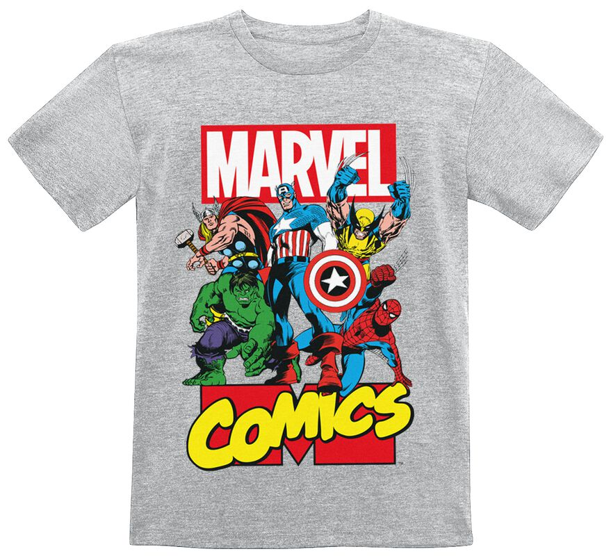 Comic Heroes