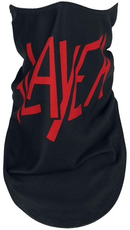 Slayer Logo Biker Mask