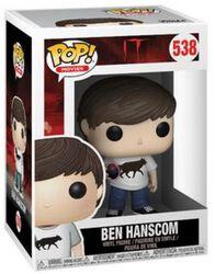 Ben Hanscom Vinyl Figure 538