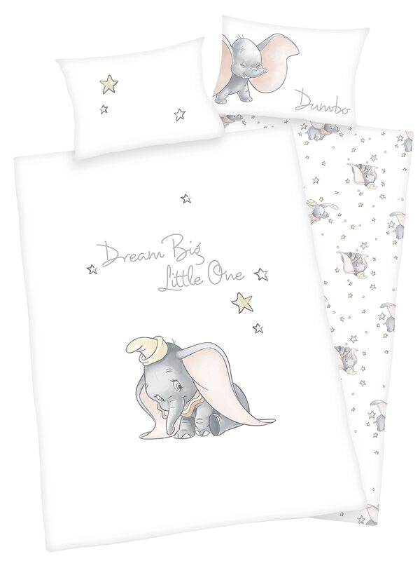 Dumbo Flannel Bed Linen