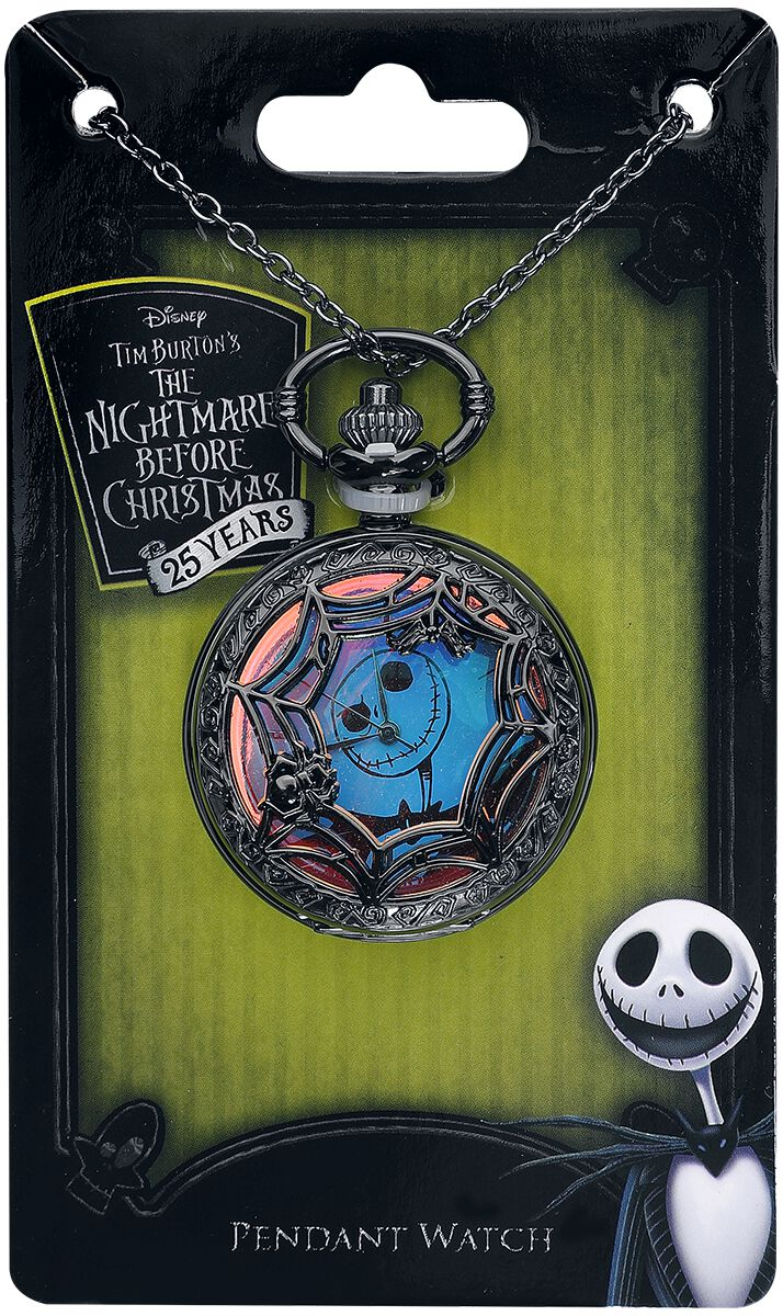 Jack | The Nightmare Before Christmas Necklace Watch | EMP