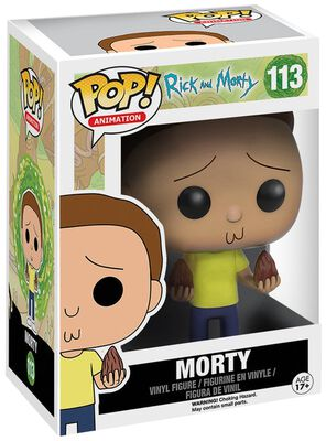 Morty Vinyl Figure 113