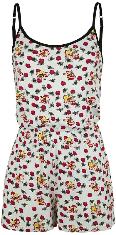 Flowers and Bees Jumpsuit